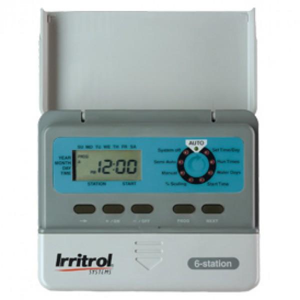 Irritrol JUNIOR MAX - Προγραμματιστής ρεύματος AC, 4 στάσεων, εσωτερικού χώρου, οικιακών εφαρμογών